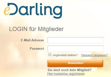edarling.de login
